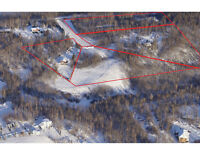 3.9 Treed Acres Backing Ravine 15 min from Spruce Grove $199,000