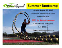 Summer Bootcamp--Lakeview Park