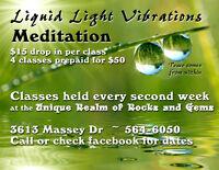 MEDITATION ~ Liquid Light Vibrations