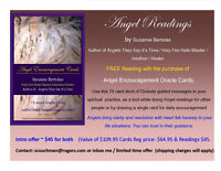 FREE Angel Card Readings LIMITED TIME OFFER