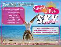 Sky's Summer Day Camp