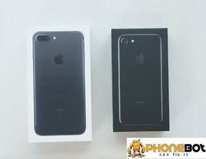 BNEW iPhone 7 Plus 128 GB Matte Black Sealed in Box @ PhoneBot St Kilda Port Phillip Preview