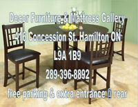 5PCS PUB TABLE SET ON SALE SALE ASHLEY FURNITURE DEALER