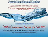 Jesse's Plumbing and Heating 778-215-4786