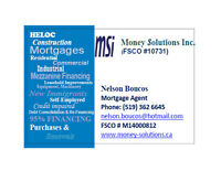MORTGAGE SOLUTIONS TO FIT YOUR SITUATION