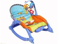 Fisher Price Newborn to Toddler rocker for £34.00