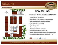 New Home Ownership in Peace River region from $235,245!!!