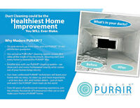 Furnace and Air Duct Cleaning - Modern PURAIR®
