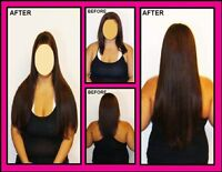 BEST PRICES & BEST QUALITY~ $185 HAIR EXTENSIONS ~