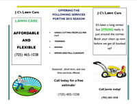 Grass Cutting and Lawncare