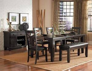 Brand New 7 pce Hawn Dining Suite ( Extension Dining Table ) Wangara Wanneroo Area Preview
