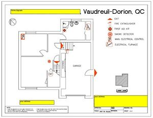 Drafting services for Montreal West Island West Island Greater Montréal image 3