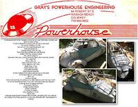 Messerschmidt TG200 & Parts for Tiger