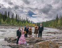 Central Alberta Wedding Photographer