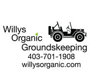 Groundskeeping and Lawn Renovation | willysorganic.com