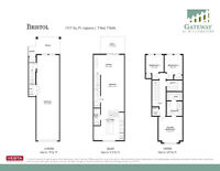 NEW 3 Bedroom Townhome at Williamstown in Airdrie