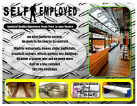 Janitor Cleanin, clean, rooms, dining rooms, bathrooms, windows,