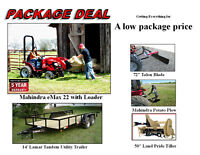 Acreage Package Deal!