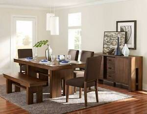 Sedley Extension Dining Table ( Price For The Dining Table Only ) Wangara Wanneroo Area Preview