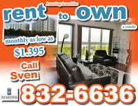 Do You want be HOME OWNER ? Call Sven 902-717-4917