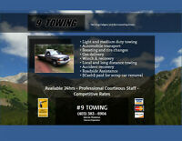 #9 TOWING QUICK RELIABLE HONEST SERVICE 24/7 403-383-6904