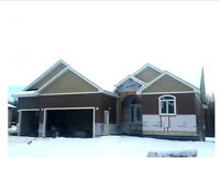 Brand New Bungalow with Walkout Basement