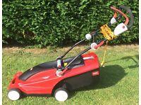 Toro Electric Lawn Mower 21091, Eurocycler 41cm