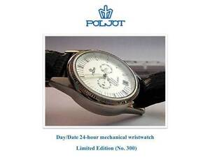 POLJOT mechanical wristwatch Ltd Edition *NEW, RARE & AUTHENTIC* Sydney City Inner Sydney Preview
