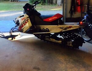 Like New Polaris Assault 600 144""