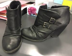 Black Booties from Call it Spring Sz 7.5