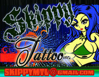 Tattoo Skippy INK