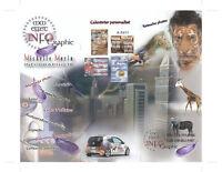 Carte affaire .. site web .. Infographie.