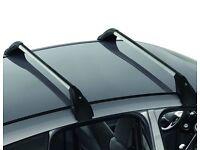 Genuine Ford C-Max Grand CMAX Lockable Roof Bar Rack Rails Set 2011- 1683818