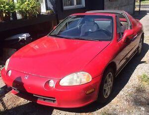 Honda Delsol 1993! Manuel!