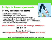 Mommy Bounce Back Boot camp!!