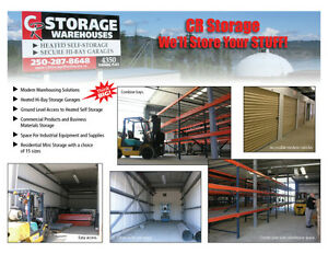 Quality Heated RV & Mini Storage Facility - Campbell River, BC Campbell River Comox Valley Area image 6