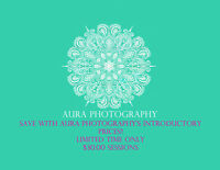 Aura Photography - SALE on Sessions!