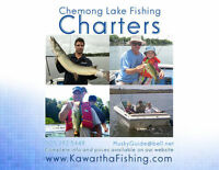 Kawartha Fishing Charters starting @ $99