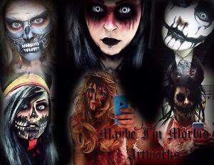 Halloween makeup artist!! Cambridge Kitchener Area image 3