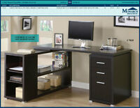 ★LORD SELKIRK FURNITURE ★ NEW COMPUTER DESK ★ $299