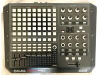 AKAI APC40 Ableton Performance Controller - Excellent Condition