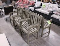 Renaissance Marley Armchairs Set Of 6