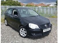 (59) 2009 Volkswagen Polo 1.2 Match 5dr