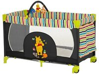 HAUCK TRAVEL COT WINNIE THE POOH