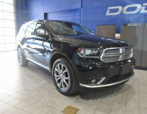 2016 Dodge Durango Citadel  w/ TECH, SUNROOF