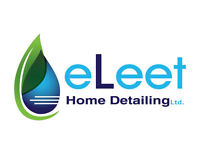 eLeet Home Detailing Window Washing and Siding Cleaning