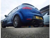 Seat Leon Cupra 2.0 turbo . Stage 2+