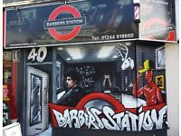 Local experienced male Barbers required for new Barbershop in Poplar E14