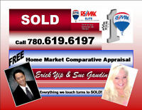 THINKING OF SELLING or BUYING? CALL US TODAY