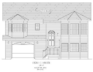 DRAFTING SERVICES-House Plans, Renovations & Commercial Concepts St. John's Newfoundland image 1